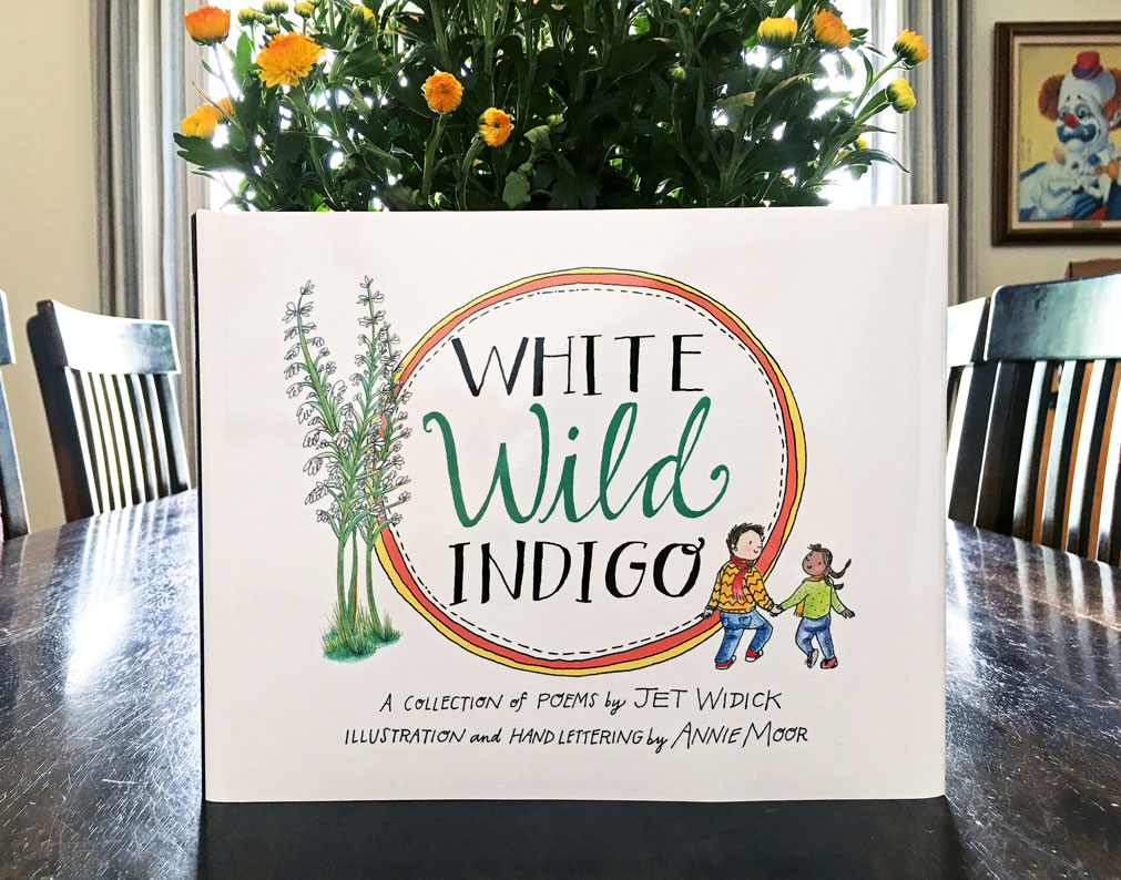 taking meaningful action on inspiration jet widick white wild indigo