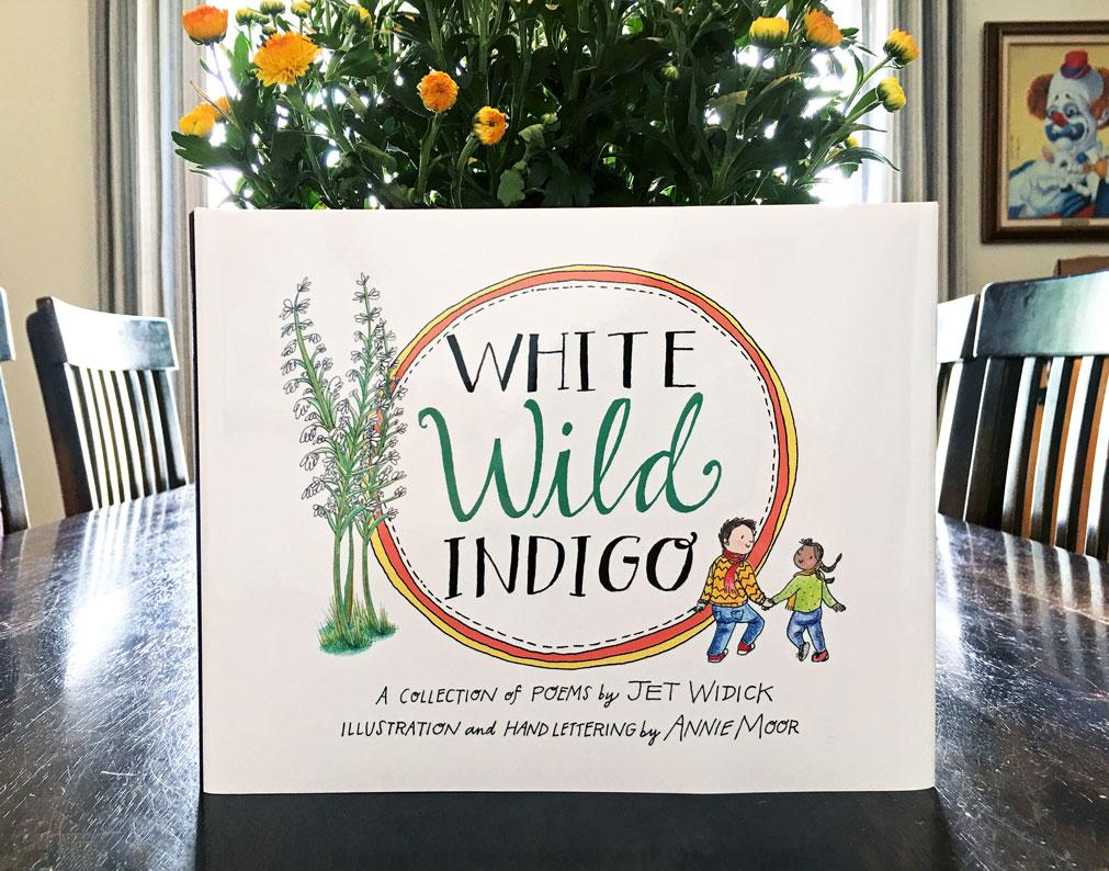 taking meaningful action on inspiration jet widick white wild indigo