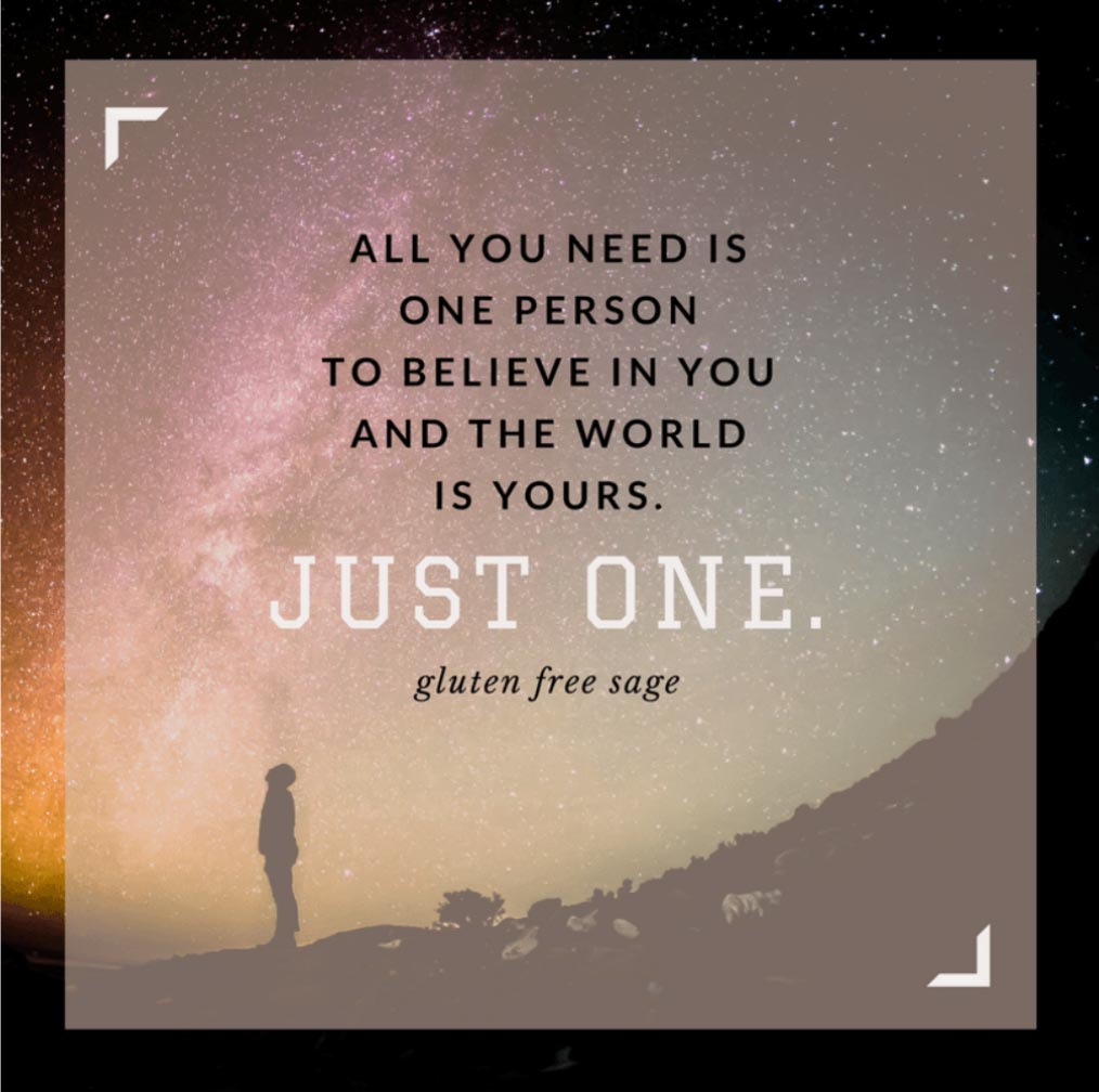 the sun, the moon and the stars believe quote